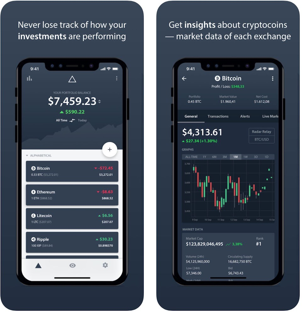 Best Crypto Apps for iPhone Users