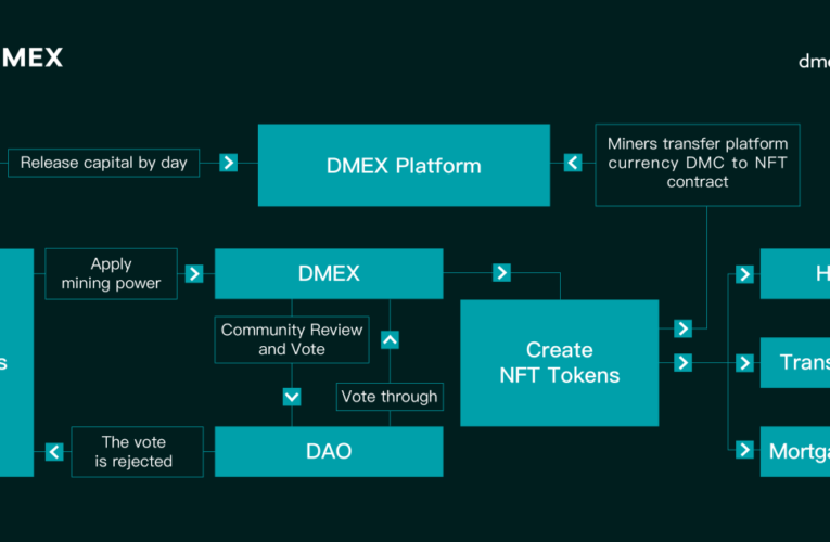 How does DMEX platform solve the problem of the opacity of mining power?