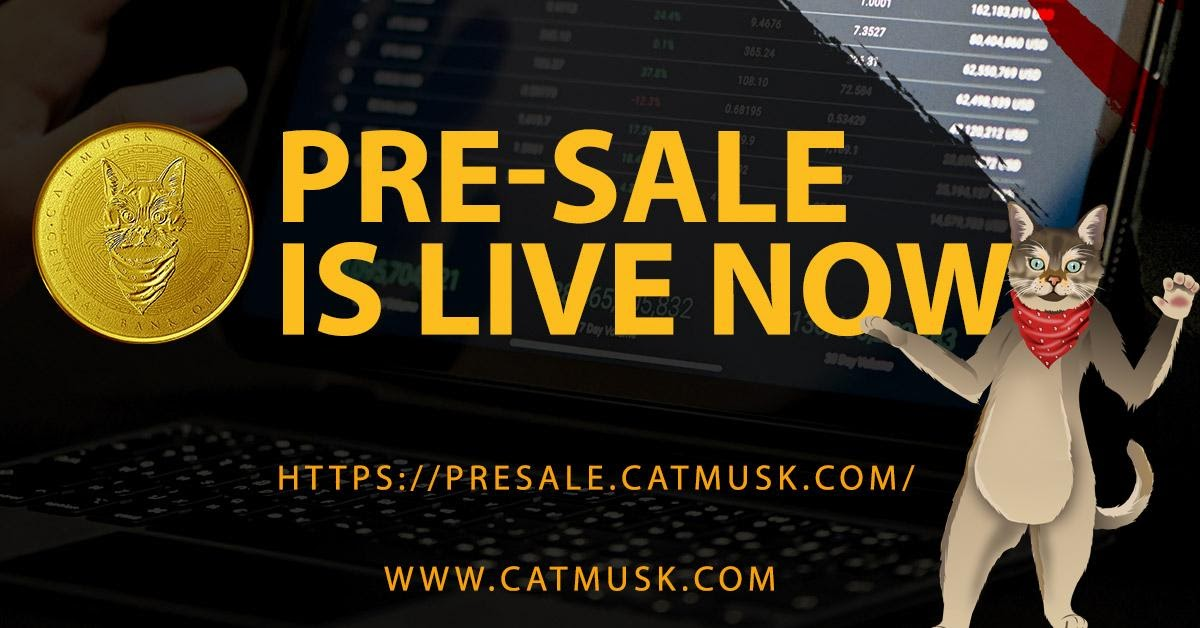 CatMusk Presale